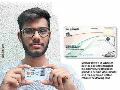 Want driving licence? Be ready to pay, wait, pay again