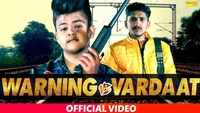 Latest Haryanvi Song Warning VS Vardaat Sung By Ajay Jangra