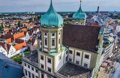 Mysuru and Augsburg to become twin cities