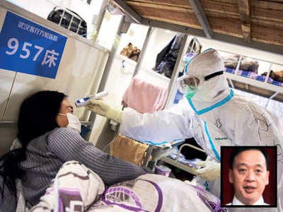 COVID-19 claims life of Wuhan hospital director