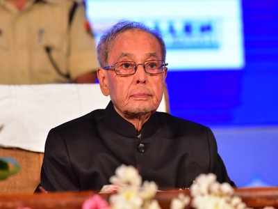 hospital  medicine Pranab Mukherjee develops lung infection, health condition declines: Army Hospital