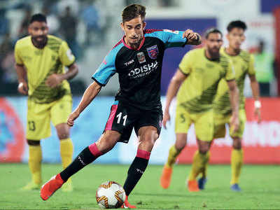 Odisha inch closer to top half with a win over Hyderabad