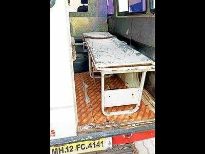 Pune: Doctors refuse to use unsanitised ambulances for screening drives