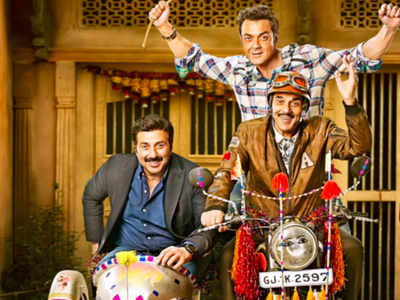 Yamla Pagla Deewana Phir Se movie review: Heart-break in store for Dharmendra fans