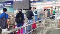AP: Domestic flight services resume at Visakhapatnam airport