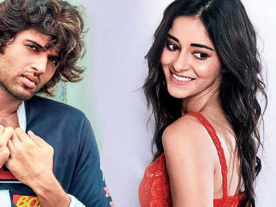 Ananya Panday to star opposite Vijay Deverakonda in his first Hindi film
