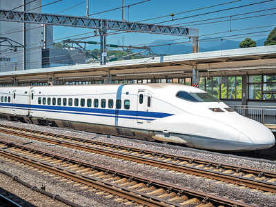 Bullet train not a priority: PM's pet project doesn't find place in state govt's list of infra projects that require Central funding