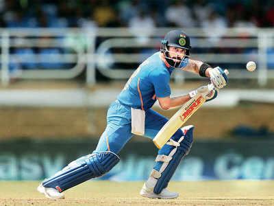 Virat Kohli gets ton number 42