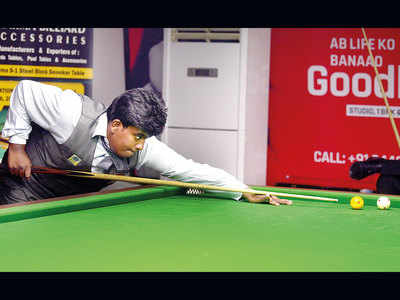 Srikrishna's got all attention, no deficit at national circuit