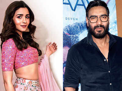 Ajay Devgn is a freedom fighter, Alia Bhatt paired with Ram Charan in SS Rajamouli's RRR