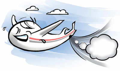 Plane genius: Indian students think up an aircraft that farts