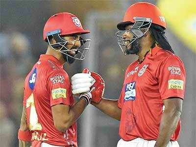 Indian Premier league 2018: Chris Gayle is back is amazing news for us and bad for other, says KL Rahul