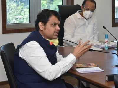 Devendra Fadnavis accuses Maharashtra government of bungling Covid-19 crisis