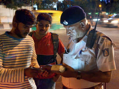 Bengaluru Traffc Police 'wasted' Rs 75 lakh. And nobody recorded it