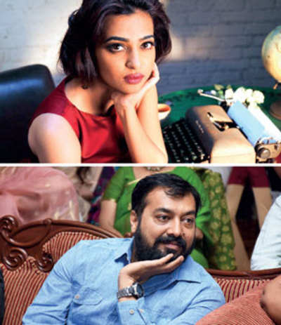 Radhika Apte in Anurag Kashyap's short in the Love And Lust anthology