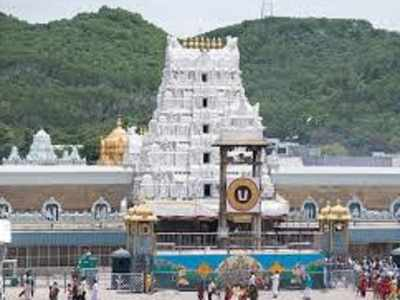 COVID-19 lockdown hit darshan but, not Lord Balaji's income