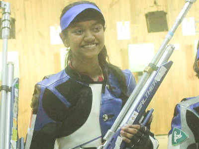 Junior shooters deliver two gold for India at world championships