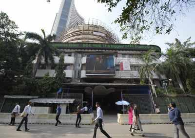 Sensex climbs to record 35k, Nifty50 hits 10,800 intra-day