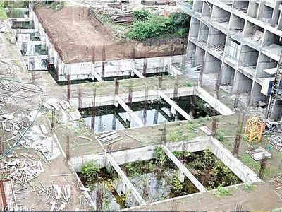 All the pest! PCMC sweeps mosquito breeding spots at construction sites