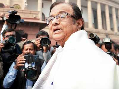 P Chidambaram seems to have emerged from his jail term with a softer attitude