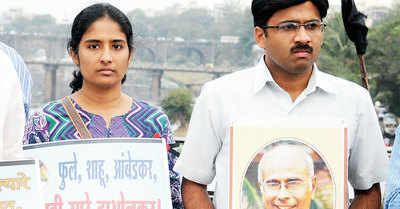 Pune Heroes: Mukta and Hamid Dabholkar