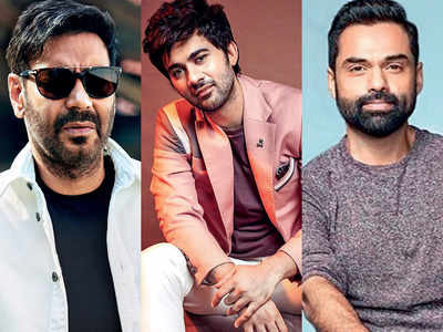 Ajay Devgn brings Karan Deol and Abhay Deol together for crime comedy Velley