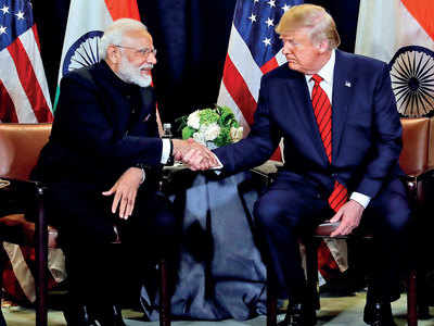 Trump approves of India's J&K move