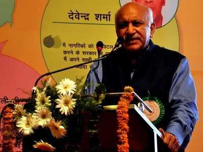Post #MeToo scandal, will Prime Minister Narendra Modi let MJ Akbar go?