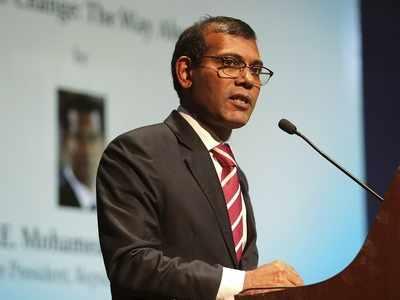 Maldives former President Mohamed Nasheed injured in explosion