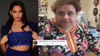 Nora Fatehi corrects 'slut-shaming' aunty's English, gets trolled for comment