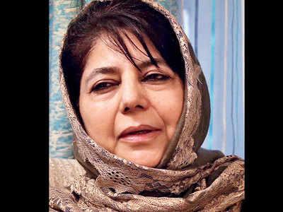 SC seeks J&K admin's response on plea against Mufti's detention
