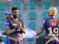 Chakravarthy five-for against DC keeps KKR in play-off race