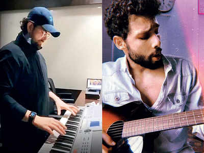 Bollywood rhapsody: B-Townies including Hrithik Roshan, Saif Ali Khan, Siddhant Chaturvedi went down the musical route during the lockdown