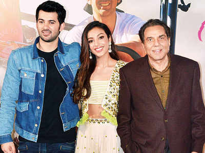 Dharmendra: I am still full of love and action