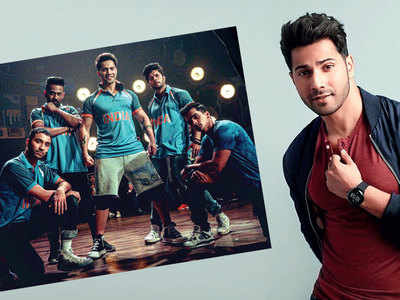 Now, Varun Dhawan offers a platform to street dancers