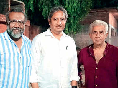 Anubhav Sinha on Naseeruddin Shah: He recited a nazm for my first TV series