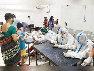 Testing centre replaces fever clinics in Dadar and Dharavi