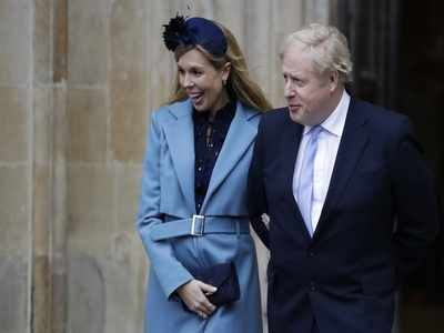 UK leader Boris Johnson, fiancee announce birth of baby boy