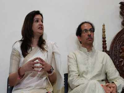 Priyanka Chaturvedi: Happy that Shiv Sena has taken me in as a family member