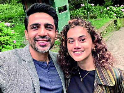 Gulshan had a fun time working with Taapsee