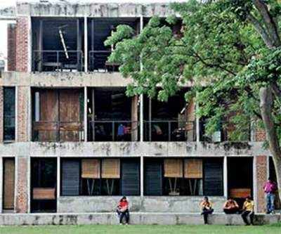 New building design 'worst': CEPT alumni