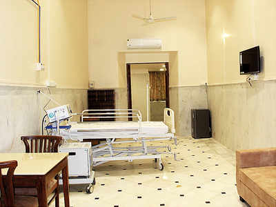 Donors help St George Hospital revamp VIP ward; Devendra Fadnavis one of the first VIPs to be admitted there