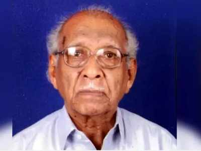 Veteran journalist, freedom fighter Dinu Randive passes away in Mumbai