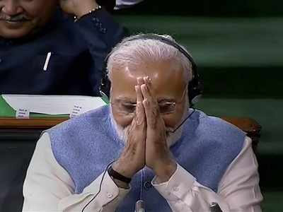 PM Modi urges voters to elect government with full majority; Mulayam Singh Yadav congratulates him