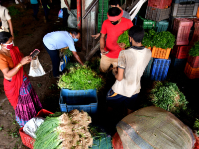 Vashi: Three of five APMC markets to open on Monday, two more on Thursday