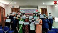 IMA members protest across Telangana over growing assault on doctors