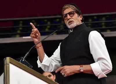Amitabh Bachchan set to shoot cameo for Chiranjeevi's Telugu film Sye Raa Narasimha Reddy