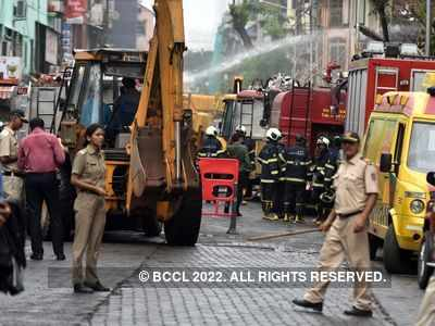Ceiling collapses at Dharavi; 5 rescued
