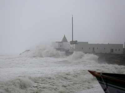 Cyclone Vayu to recurve, may hit Gujarat's Kutch, says official
