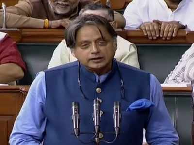 Sabarimala issue: No legislation to sidestep Supreme Court verdict, Shashi Tharoor cries foul